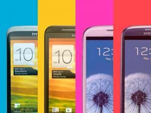 Los mejores Smartphone de 2012