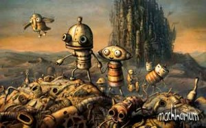 Machinarium para Galaxy S3