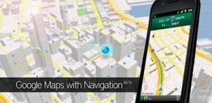 Google Maps para Galaxy S3