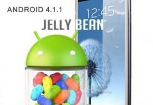 Actualización Jelly Bean para Galaxy S3
