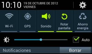 Mejora de Notificaciones Galaxy S3