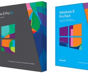 Windows 8 N, Pro N y Pro Pack N