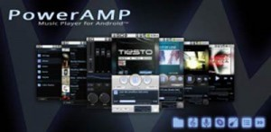 PowerAMP Music Player para Android
