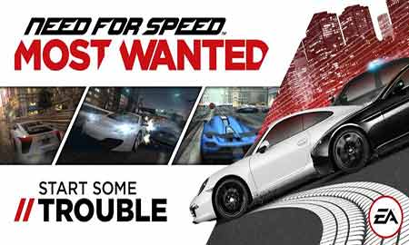Juego para Android Need for Speed Most Wanted