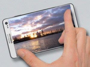 Prototipo de Samsung Galaxy S4