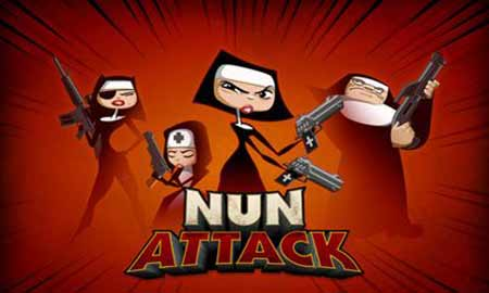 Juego para Android Nun Attack