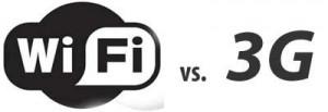 WiFi vs 3G
