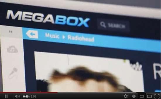 Nuevo servicio Megabox