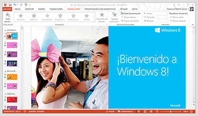 Ventajas nuevo Office 2013
