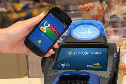 Google Wallet se apunta al servicio de monedero móvil
