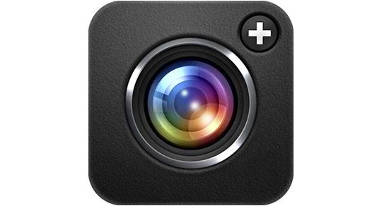 Camera Plus para iPhone 5S y 5C