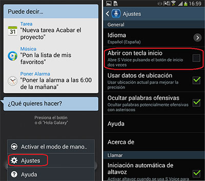 Mejorar respues del panel táctil del Samsung Galaxy S4