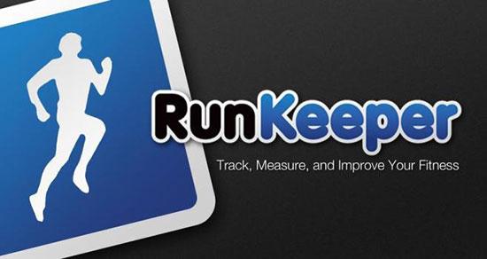 Runkeeper para iPhone 5S y 5C