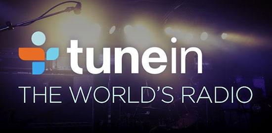 TuneIN Radio para Samsung Galaxy S4