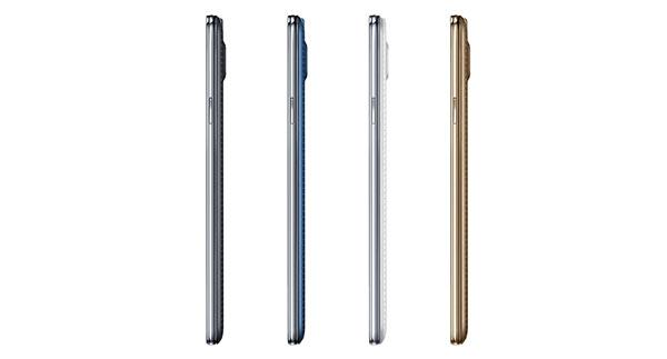 Colores del Samsung Galaxy S5