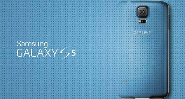 Diseño del Samsung Galaxy S5
