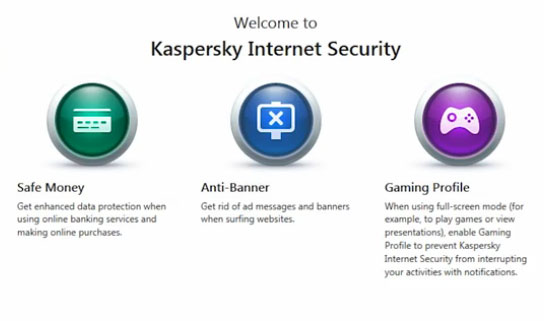 Herramientas Kaspersky Antivirus 2014