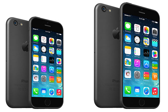 El equipo perfecto: iPhone 6 con iOS