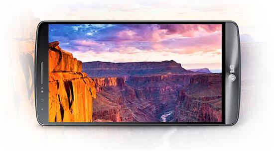 LG G3, el smartphone con mejor pantalla del mercado