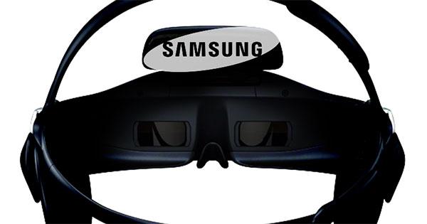 Las gafas de realidad virtual de Samsung