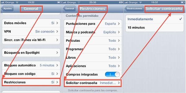 Cómo evitar las compras accidentales en la App Store de iOS