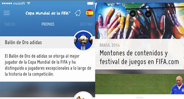 Las mejores aplicaciones para seguir el Mundial de Brasil 2014
