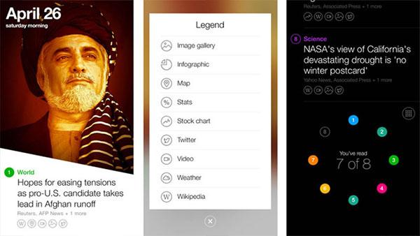 Apple elige las 12 Mejores Aplicaciones de 2014