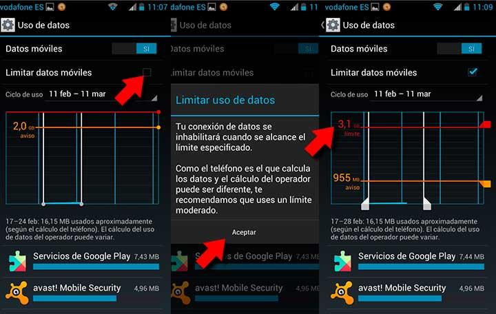 Consejos y Aplicaciones para controlar el consumo de datos en tu móvil
