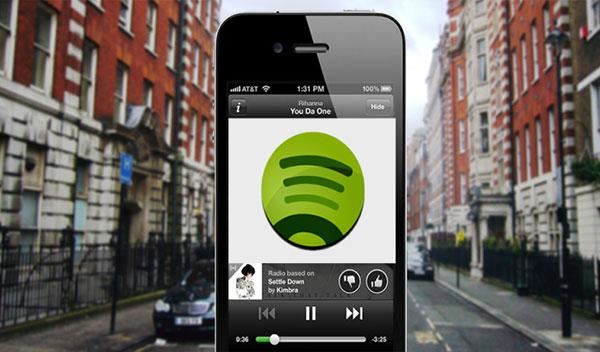 Limitar la música que tenemos descargada